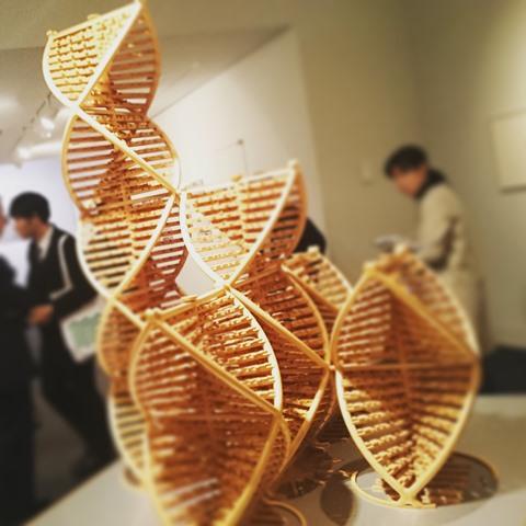 インポッシブルアーキテクチャー 埼玉県立近代美術館