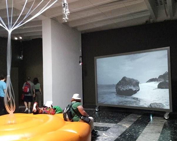 ベネチアビエンナーレ 2019 下道基行 日本館展示