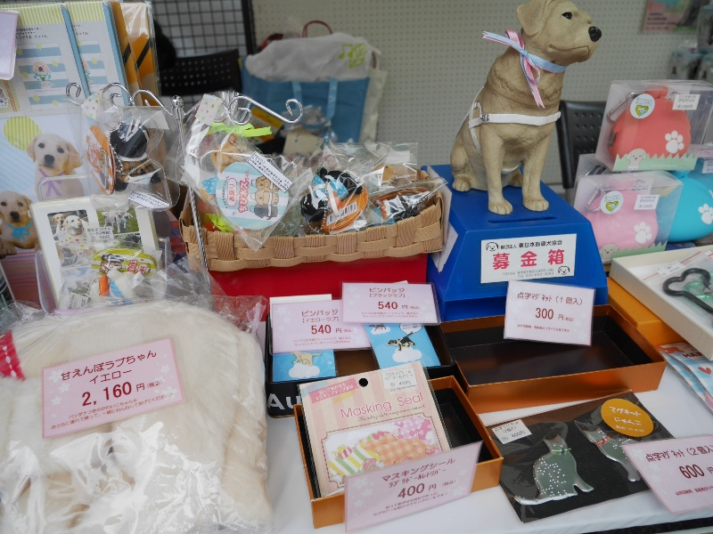 東日本盲導犬協会 さいたま カーフリーデー 大宮 鐘塚公園 2019