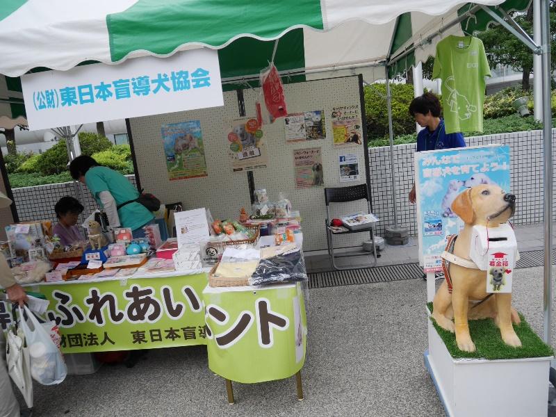 さいたま カーフリーデー 大宮 鐘塚公園 2019 東日本盲導犬協会