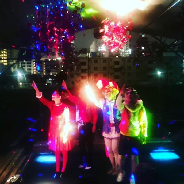 どくんご 劇団 埼玉 テント