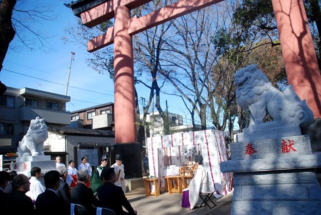 武蔵一宮氷川神社 狛犬 氷川神社 大宮