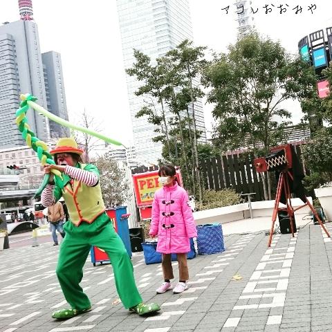 さいたま新都心 大道芸フェスティバル