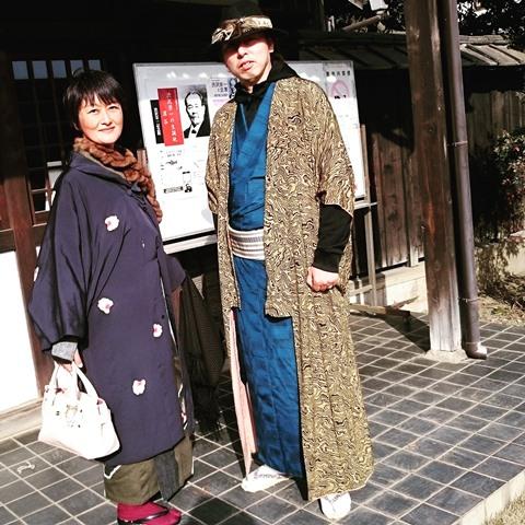 着物ジャック 埼玉 渋沢栄一 中の家