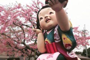 裏小路公園 岩槻 人形彫刻作家 公園