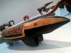 埼玉県立近代美術館 ブラジル先住民の椅子 アコレおおみや