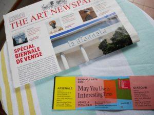 ベネチアビエンナーレ 2019 ヴェネチア・ビエンナーレ 国際美術展