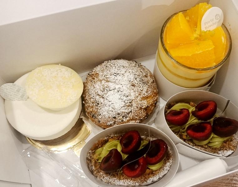 パティスリー ポルトボヌール 北浦和 ケーキ