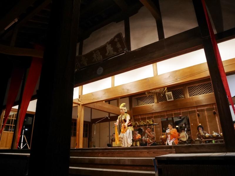 慶福寺 けいふくじ 蓮田 まにわ塔 天台宗 ジャワ古典舞踊 小島夕季