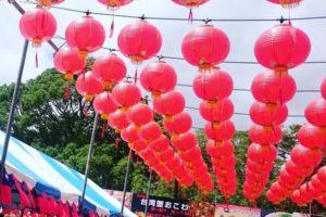 代々木公園 台湾フェスタ 2019
