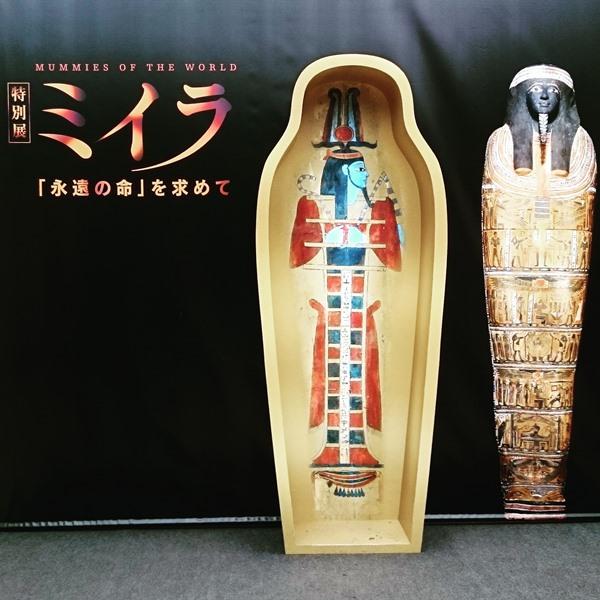 特別展 ミイラ  永遠の命を求めて 国立科学博物館 上野