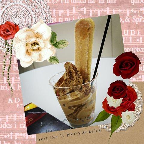 そごう 大宮店 チョコレートパラダイス 2020 ティラミス専門店 アークイラ ティラミスソフトクリーム