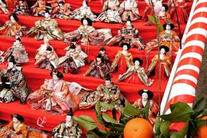 岩槻 愛宕神社 大雛段飾り まちかど雛めぐり