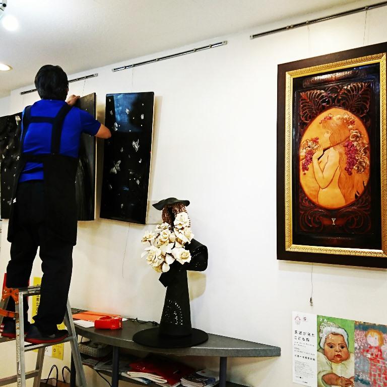 浦和 美術と街巡り さいたま国際芸術祭 市民プロジェクト
