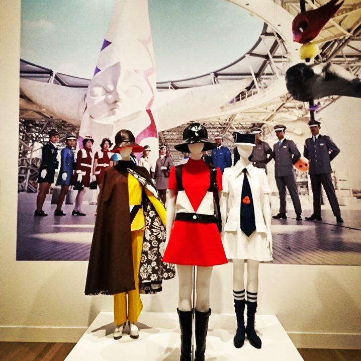 国立新美術館 ファッション イン ジャパン 流行と社会 アコレおおみや